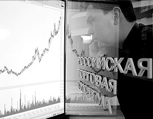 Торговля на бирже ртс
