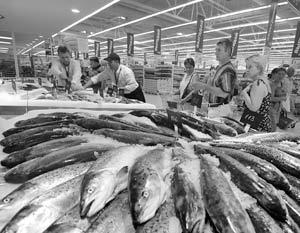 Импорт из Норвегии занимает почти половину российского рынка охлажденной рыбы