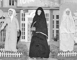 В Египте Барби теснит мусульманка Фулла