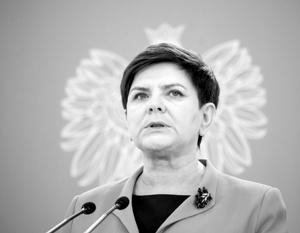 Похоже, Беата Шидло ворошит прошлое, чтобы просто позлить Ангелу Меркель
