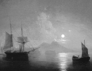 «Лунная ночь» Айвазовского – лишь один из шедевров, на которые претендует Украина