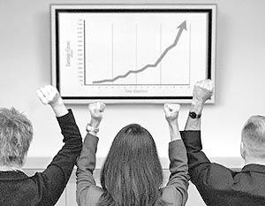 Инвестиции в основной капитал, которые свидетельствуют о стабильности бизнеса, в декабре 2005 года выросли по сравнению с аналогичным периодом 2004 года на 12%