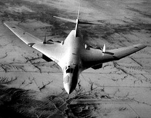 Ту-160 (Blackjack по классификации НАТО)