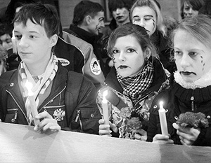В Москве похоронили «Ющенко»