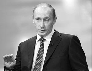 Vladimir Putin a répondu aux questions de personnes vivent de télévision et de radio