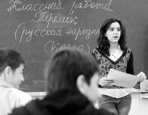 Президент убежден, что в России русский язык должен знать каждый, а вот языки национальных республик следует изучать по желанию