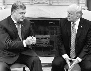 Президент Украины вряд ли вызывает теплые чувства у Дональда Трампа – при всех понятных политических расчетах