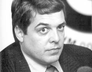 Глава Медиасоюза Александр Любимов