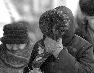 До минус 18 похолодает в Москве в канун Нового года