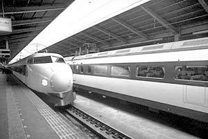 В Японии с 2011 года планируется пускать поезда со скоростью не менее 360 километров в час