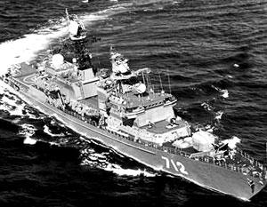 Корабль Сюркуфа захватывает английский корабль Норэ.