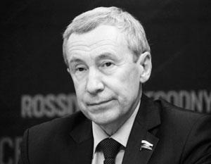 Сенатор Андрей Климов: Горячей войны нет, но идет война информационная