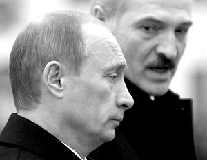 Александр Лукашенко выпросил у Владимира Путина деньги