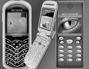 Сотовые телефоны Sitronics
