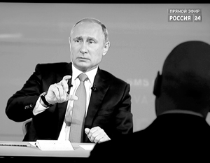 Владимир Путин заявил о недопустимости использования протестных акций для самораскрутки