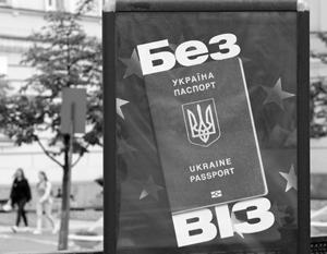 В Киеве считают, что в Крыму и Донбассе живут обычные граждане Украины, но только второсортные – «безвиза» они не заслуживают