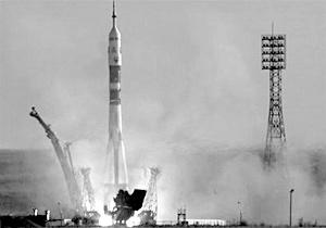 На МКС отправился экипаж 13-й экспедиции и первый космонавт Бразилии