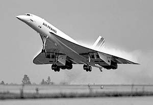 На смену лайнеру Concorde готовят новый сверхзвуковой самолет