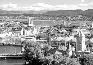 Цюрих признан самым комфортным городом не только для проживания, но и для работы