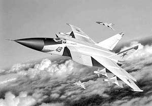 Индия снимает с вооружения советские истребители МиГ-25