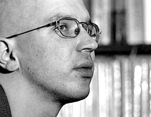 Главный редактор KesKus Юку-Калле Райд