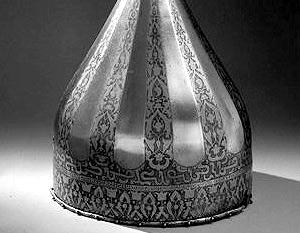 Надпись на шлеме Ивана Грозного расшифровал консул Ирана