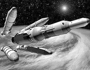 ВВС США изучают целый ряд футуристических космических программ