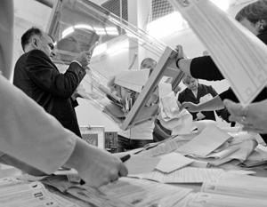 Как ожидается, новые правила голосования позволят повысить явку на выборах президента на 5-20 млн человек