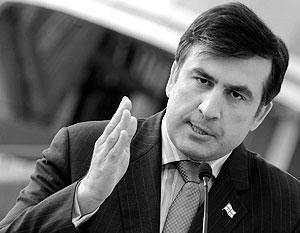 Саакашвили похоронил планы о вступлении в НАТО