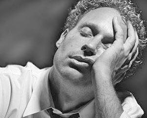 В результате сбоя работы центральной нервной системы человек не может приспособиться к стрессам