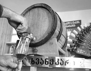 Изъятие грузинских и молдавских вин проходит в массовом порядке по всей стране