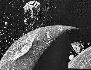 Астрономы рассчитали траекторию кометы и выяснили, что некоторые фрагменты пройдут сравнительно близко от нашей планеты