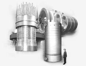 Продукция ОМЗ: реактор ВВЭР-1500