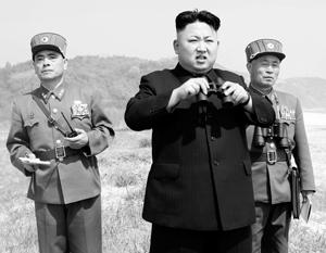 Ким Чен Ын хочет доказать своим критикам, что он уже не мальчик для битья