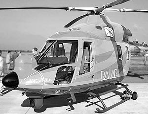 Вертолет «Ансат-ЛЛ»