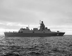 В акватории Сирии прошлой осенью российские фрегаты практиковались в ударах по береговым объектам – в полном соответствии с современной военной наукой