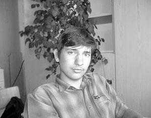 Cтудент мехмата МГУ Петр Митричев