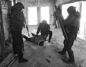 Задержанного разыскивали по всей Чечне, а поймали в том же районе, где было совершено нападение