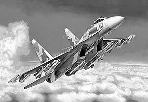 Венесуэла собирается закупить российские истребители Су-35