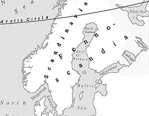 Премьер Норвегии отверг идею создания Северного федерального государства