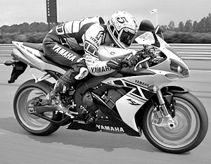 Yamaha YZF R1LE