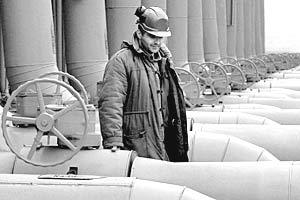 Газпром намерен увеличить цену на газ для Белоруссии до 200 долларов за 1 тыс. кубометров