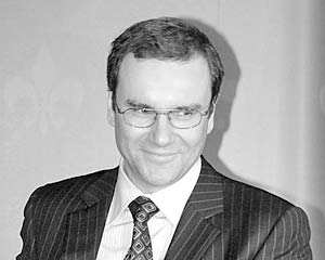 Тверской губернатор Дмитрий Зеленин