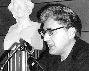 Профессор философии и истории искусства Борис Гройс
