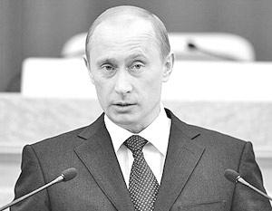 Владимир Путин поставил главной государственной задачей преодоление высокой смертности населения