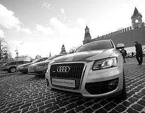 Машины в подарок олимпийцам
