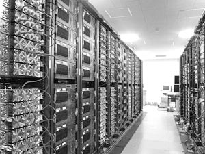 Суперкомпьютер разработан сотрудниками действующего под эгидой Министерства просвещения и науки исследовательского института Riken
