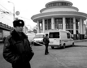 К теракту в столичной подземке могут быть причастны и иностранные граждане
