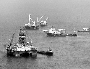 «Ужасающее количество нефти»