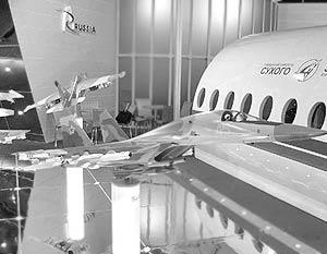 ОАО «Компания «Сухой» на международном аэрокосмическом салоне «Фарнборо»